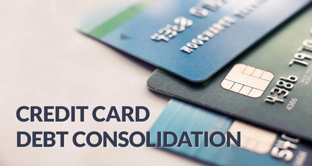 Consolidating Credit Card Debts
