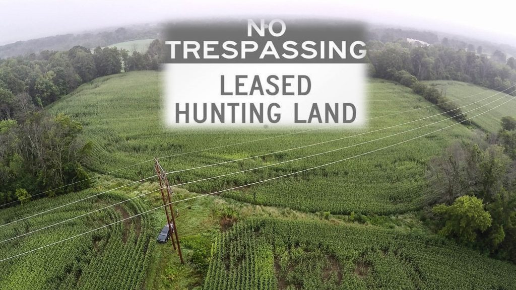 Leasing Property for Hunting