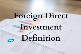 Direct investments in simple words
