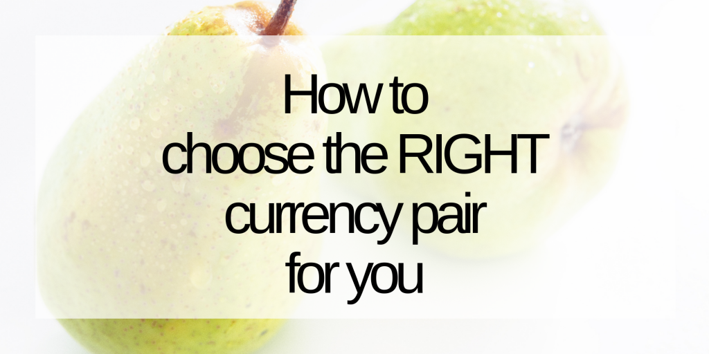 Choose the Right Currency