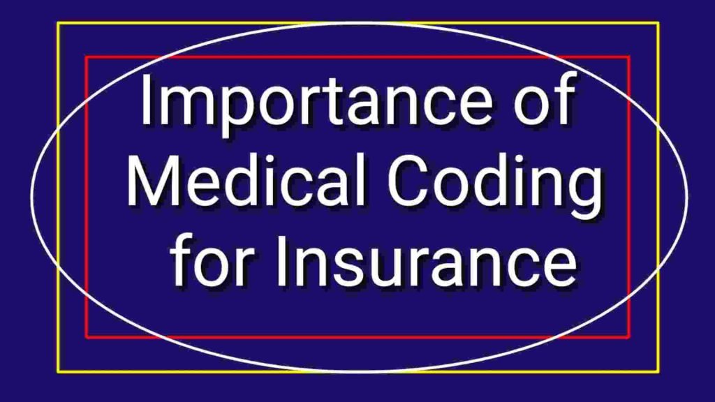 Medical Coding for Insurance